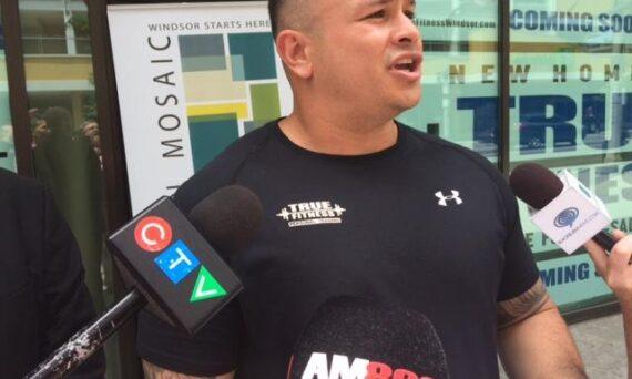 Luis Mendez, owner of two True Fitness locations in Windsor