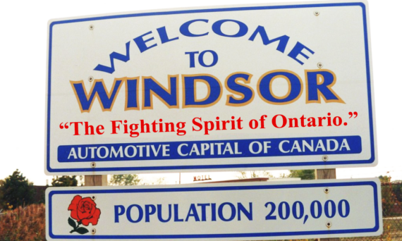 Welcome to Windsor: The Fighting Spirit of Ontario